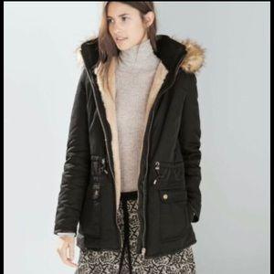 Zara TRF coat